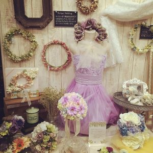 名古屋大須にあるおしゃれなショップ ah flowers(エーエイチフラワーズ) アトリエについて