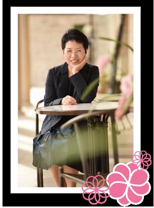 アクセスバーズ・ボディプロセスの性格リフォームカウンセラー中嶋 郁子さま
